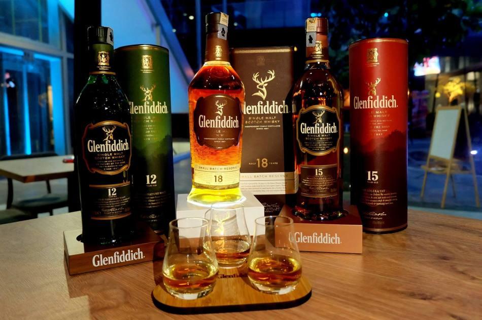 Glenfiddich Whisky Tasting (6)