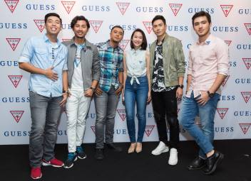 GUESS KLCC Store Launch 2016 (10)