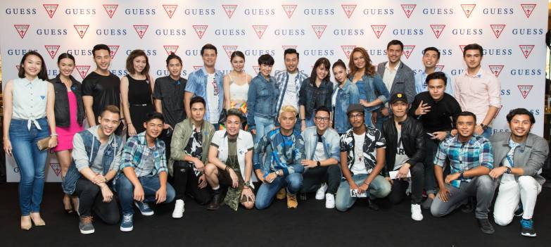 GUESS KLCC Store Launch 2016 (22)