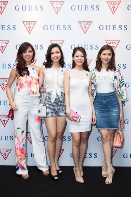 GUESS KLCC Store Launch 2016 (23)