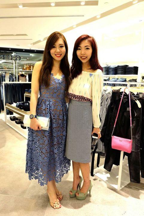 Rachel with Yukiko Tan