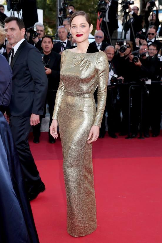 Marion Cotillard Dior at Cannes 2016