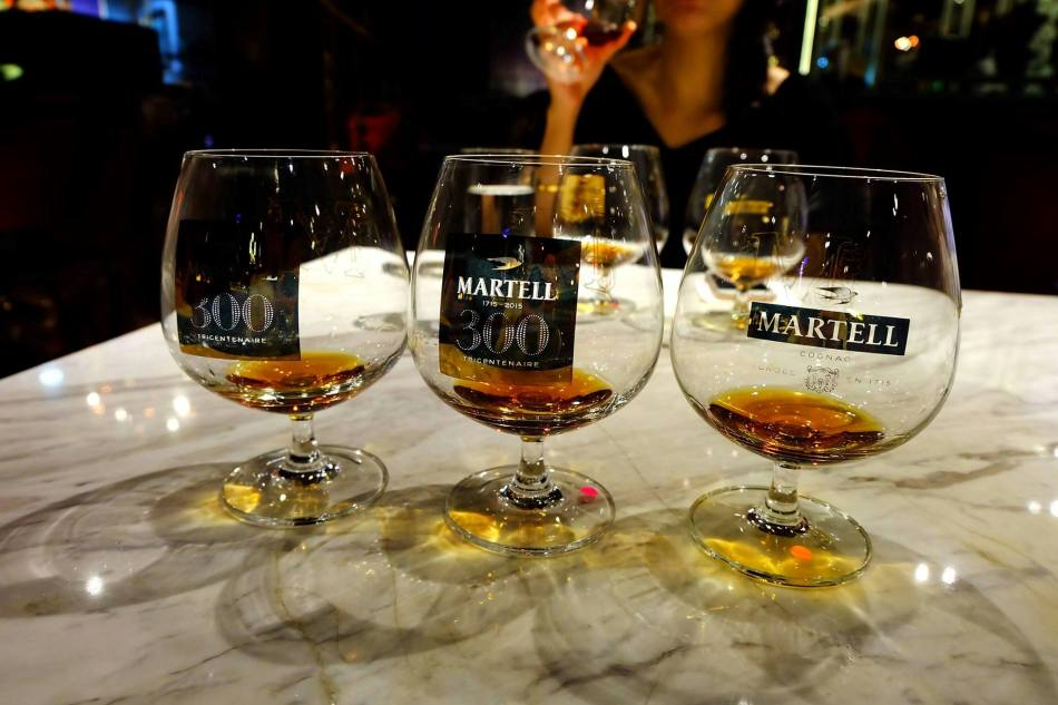 Martell Tasting (2)