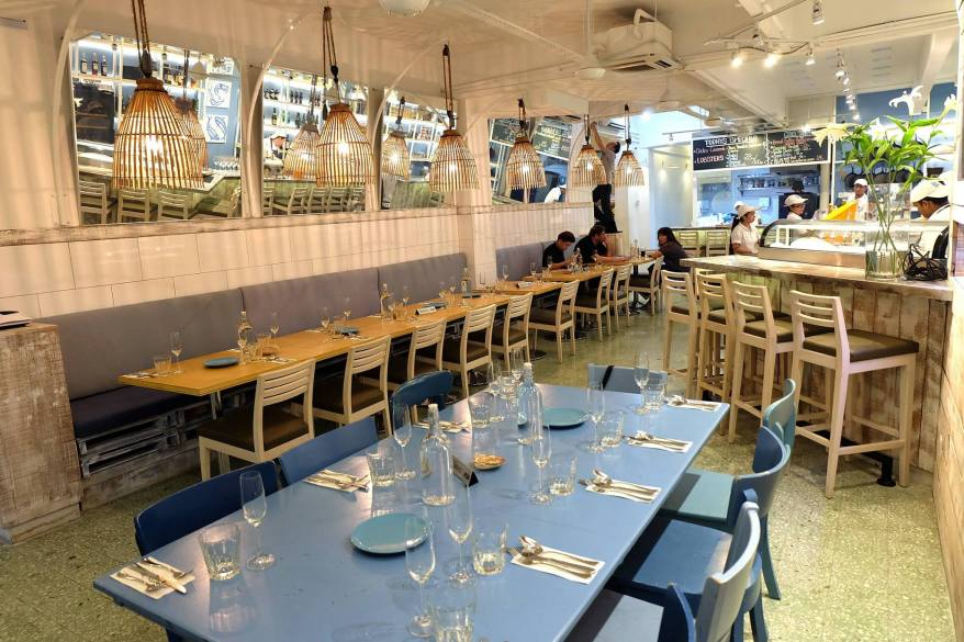 Oyster Masterclass at Southern Rock Seafood (2)