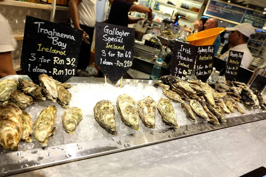 Oyster Masterclass at Southern Rock Seafood (5)