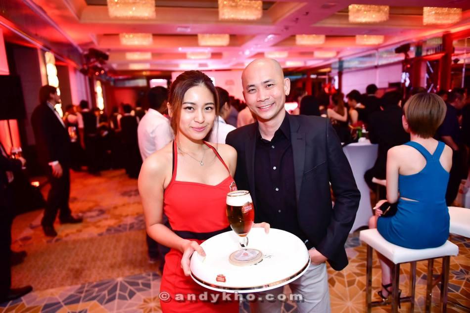 Andy Kho with notti Hanlibubu