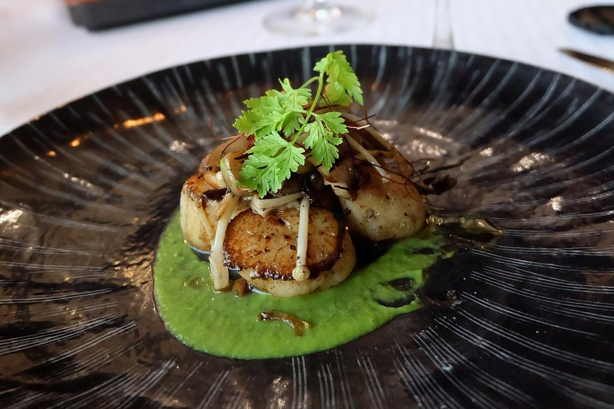 Pan Seared Scallops - RM28.00