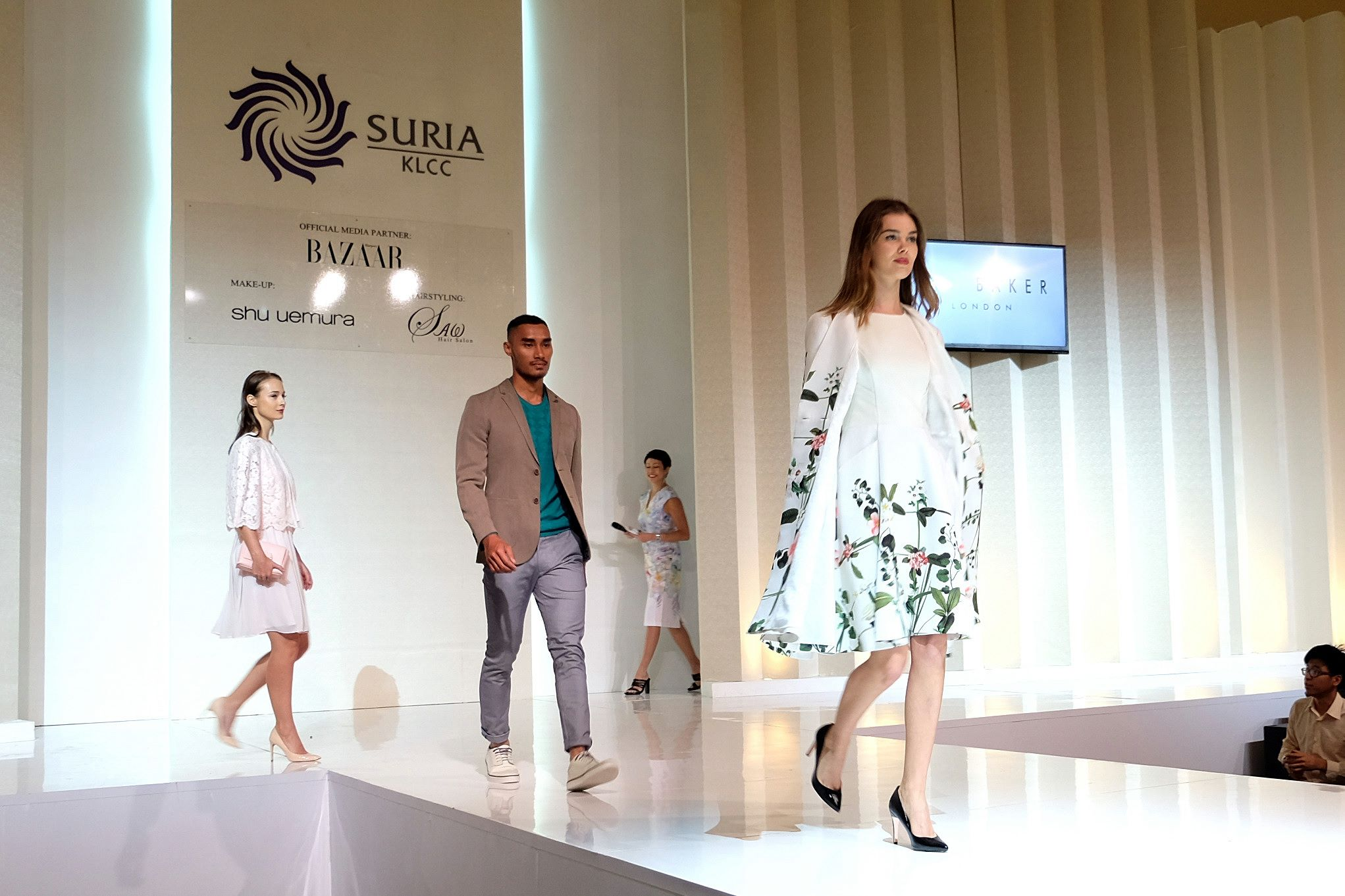 ff56e4e4064f Ted Baker Spring Summer 2016 Collection at KLCC Fashion Week 2016 ...