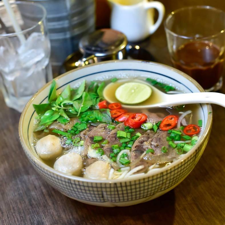 Pho aka Beef Noodle Soup