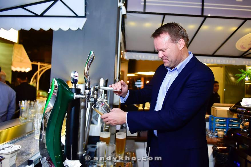 Henrik Andersen has helmed Carlsberg Malaysia over the past three (3) years