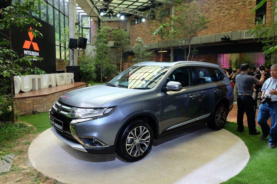 Mitsubishi Outlander Malaysia (1)