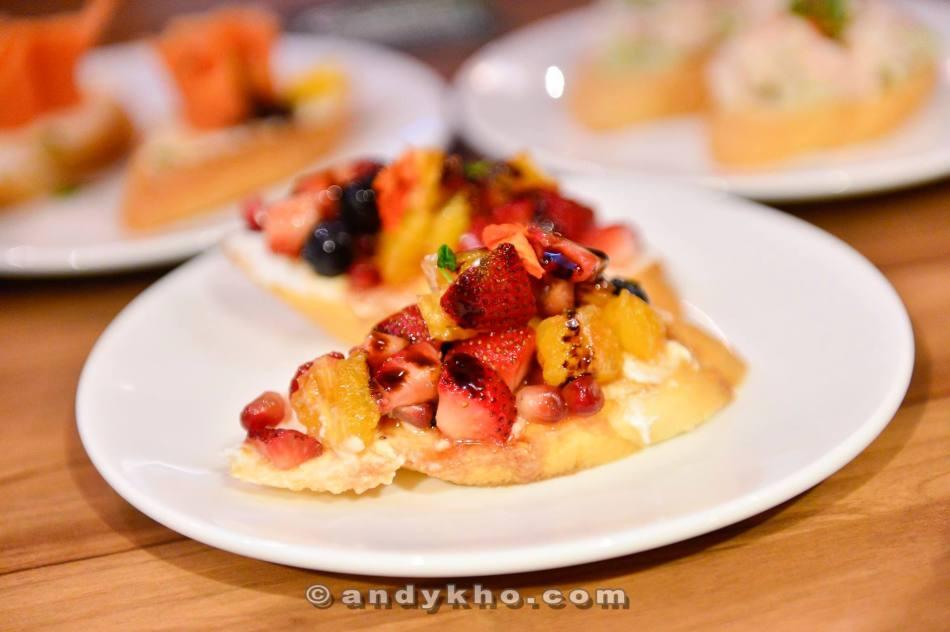 Fruity Berry - RM 5