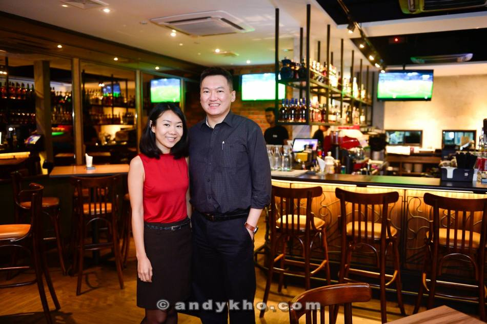 With Wei Lynn