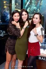 June Yap, Chloe Chen and Mae Long