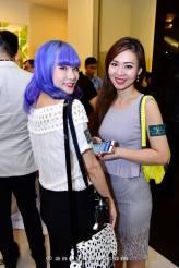 Arisa Chow with Rachel Tey