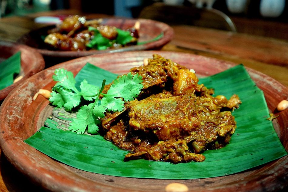 Pork Ribs Curry