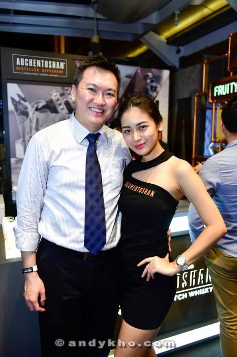 With pretty Hanli