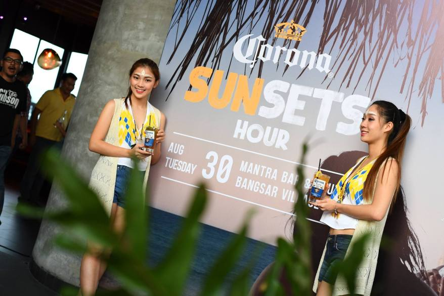 Corona Sunsets Hour This is Living  Official Photo (1)