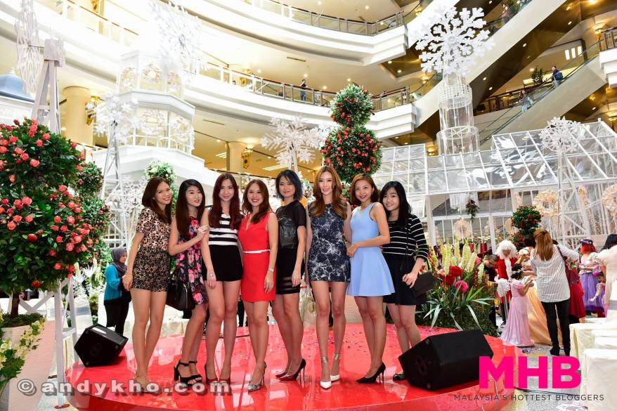 Evergreen Christmas at 1 Utama Shopping Centre