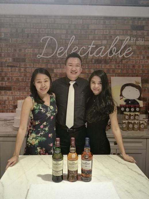 With Lissa Yang from 8TV and Alice