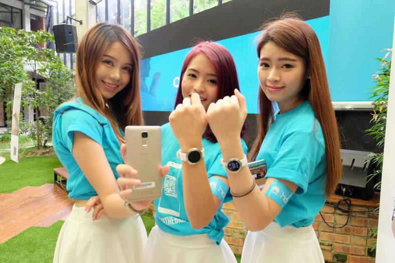 Honor Band Z1 honor5X honor7 Enhanced Launch (1)