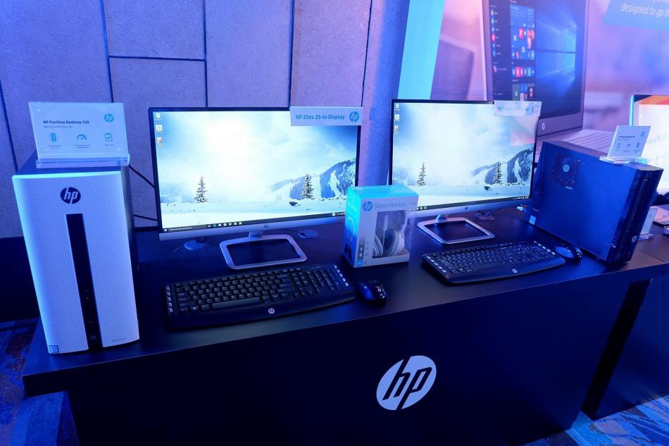 HP Launches a New Range of Computing & Print Products 2016 (2)
