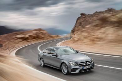 Mercedes Benz E Class AMG (3)