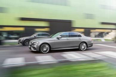 Mercedes Benz E Class AMG (4)