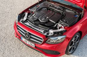 Mercedes Benz E Class Avantgarde (2)