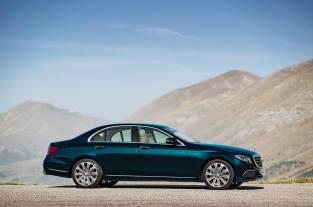 Mercedes Benz E Class Exclusive (3)