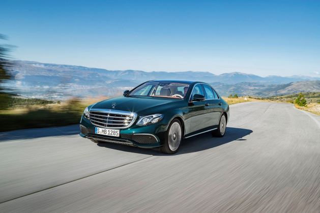 Mercedes Benz E Class Exclusive (5)
