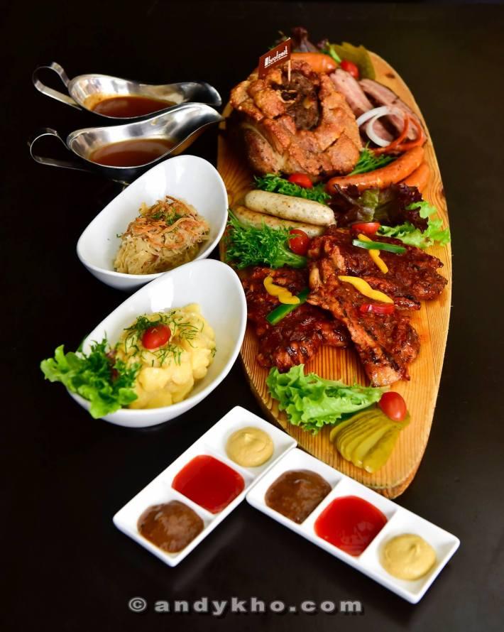 Oktoberfest Platter 2016 - RM288.00