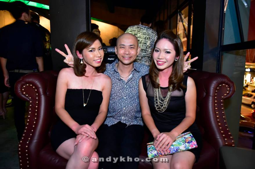 Andy Kho gets along well with Japanese girls due to his frequent trips to Japan