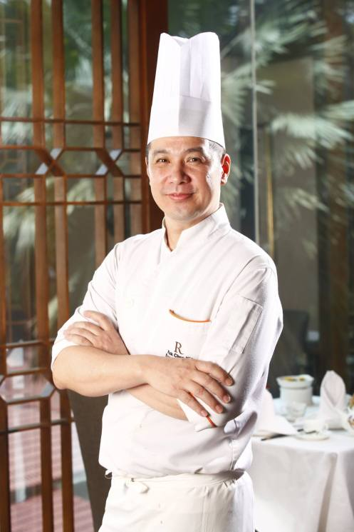 Executive Sous Chef Kok Chee Kin