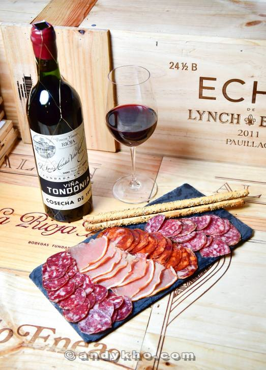 Chorizo Platter - A selection of Spanish Chorizo