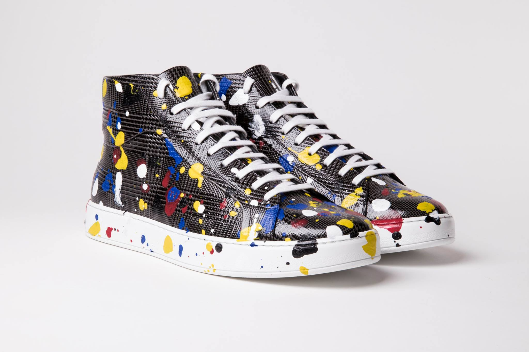 Stephanie Lim: Dior HOMME – Sneakers – 2017 Collection