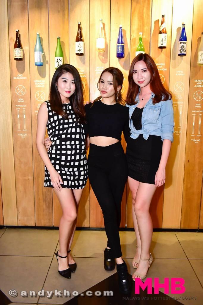 MHB's Kate Lee, Stephanie Lim and Sharon Loh