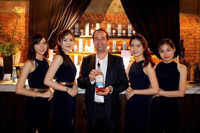 Sébastien Mouquet, Managing Director of Pernod Ricard Malaysia