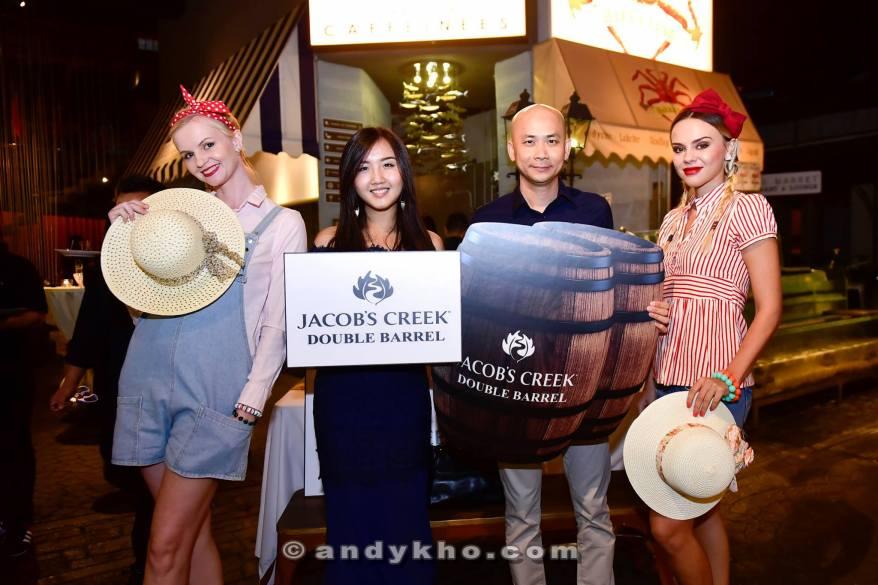 MHB's Andy Kho and partner