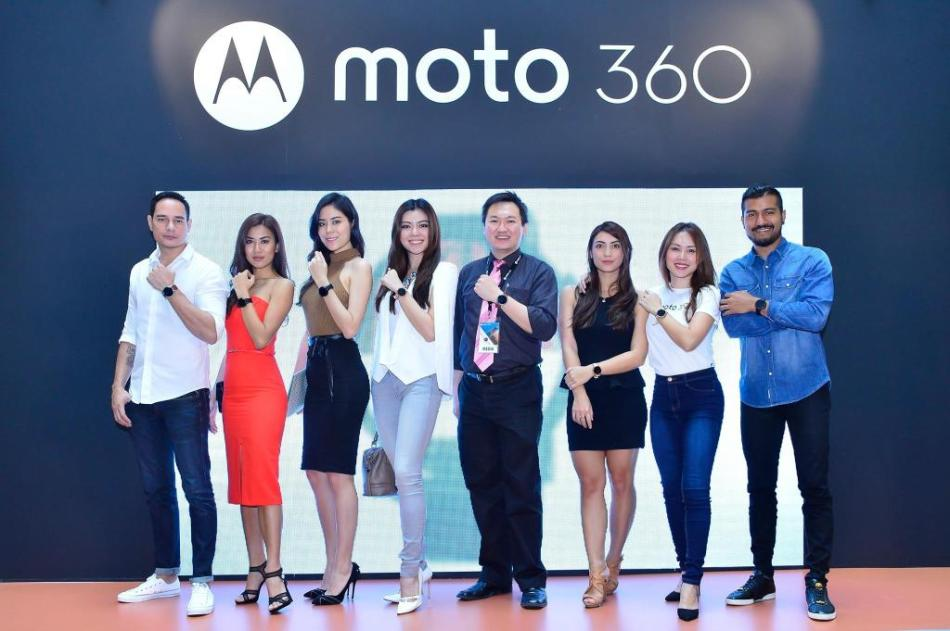 Moto 360 2nd Generation Launch