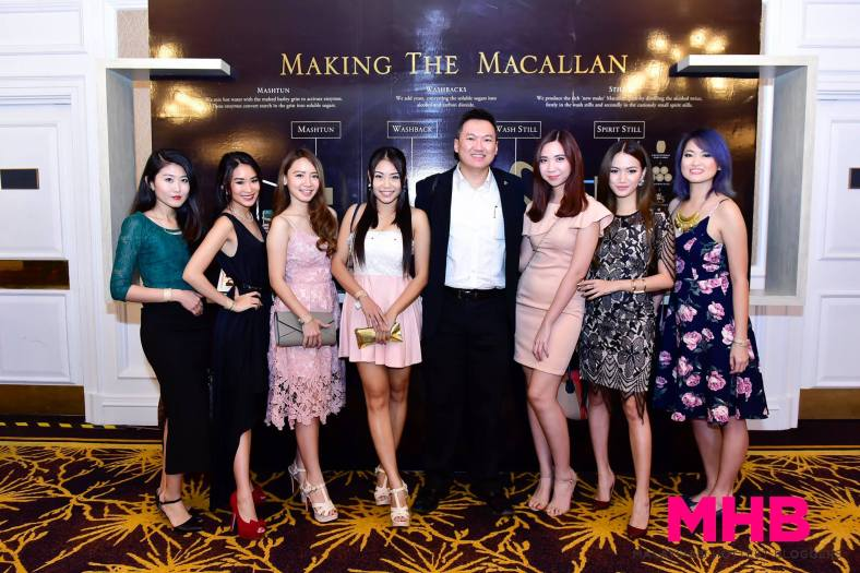 Thanks to Thanks Macallan for having us at the event!