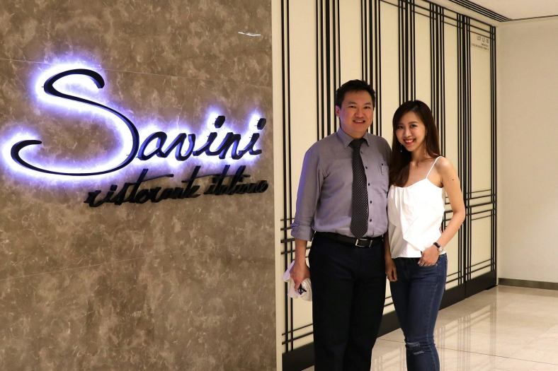 Thanks for hosting us Savini Ristorante Italiano!