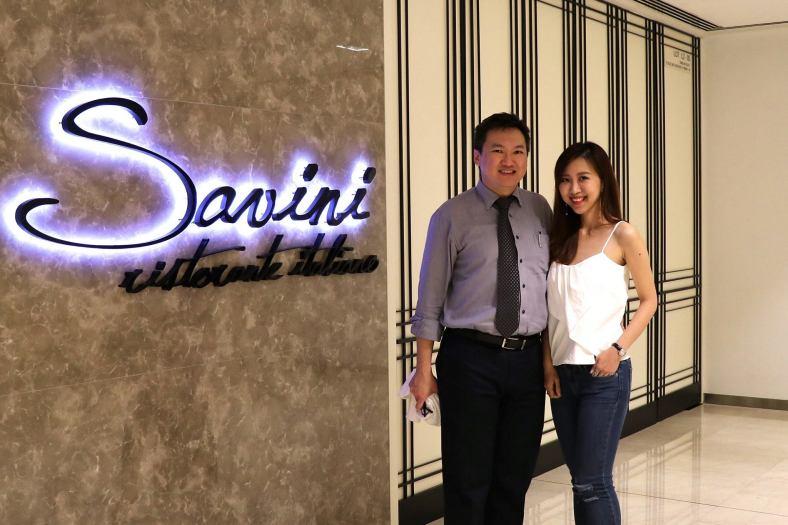 Thanks for hosting us Savini Ristorante Italiano!