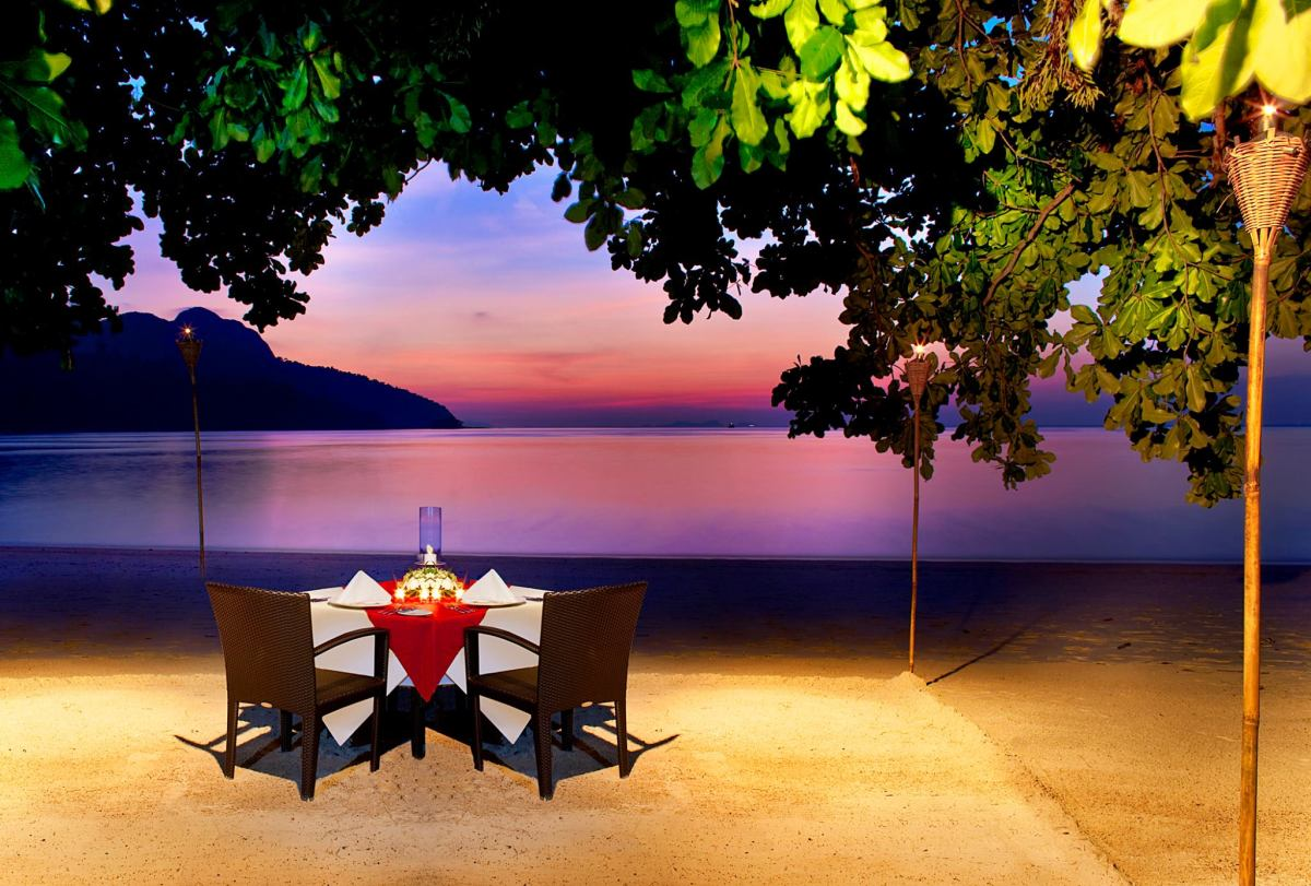 Valentine's Day 2017 – Romantic Dinners in Kuala Lumpur, Klang Valley, Langkawi and Penang