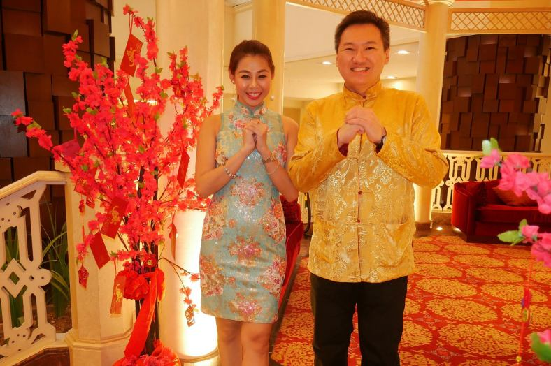 Thanks for having us Celestial Court and Happy Chinese New Year to all of you celebrating it!