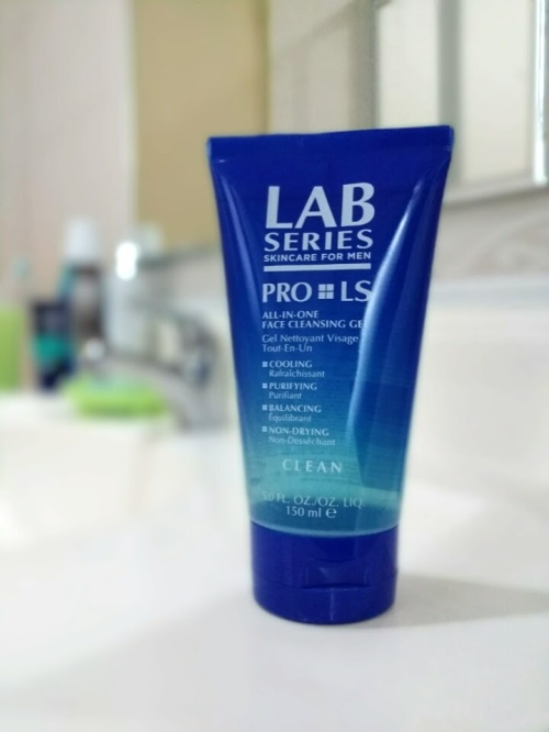 Pro Ls All-In-One Face Cleansing Gel
