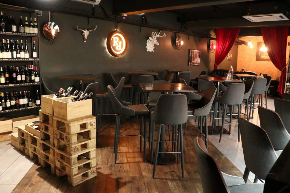 Private Room has a laid back and relaxing ambience, far cry from the hustle and bustle of the busy city