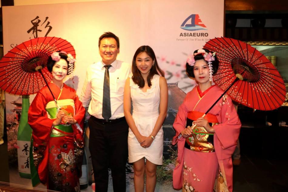Thanks Saito Sake ana Asiaeuro for having us!