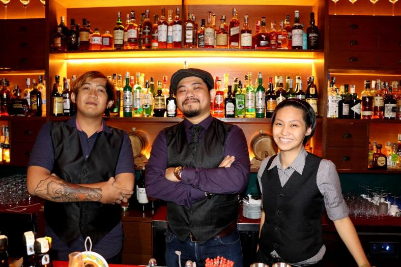 If you're familiar with speakeasys in Kuala Lumpur, you'd recognise some familiar faces behind the bar