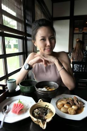 Weekend Japanese brunch Kogetsu Restaurant Saujana Hotel Resort Kuala Lumpur (37)